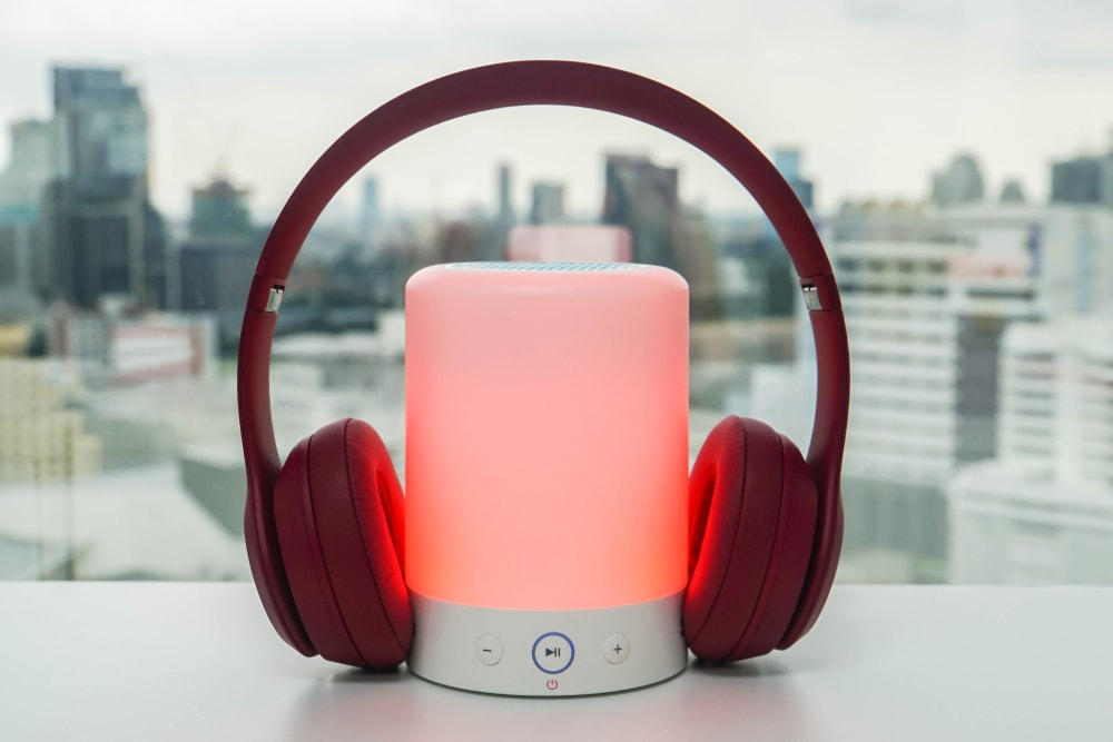 Review Of Bluetooth Speaker With Lights & buying Guide