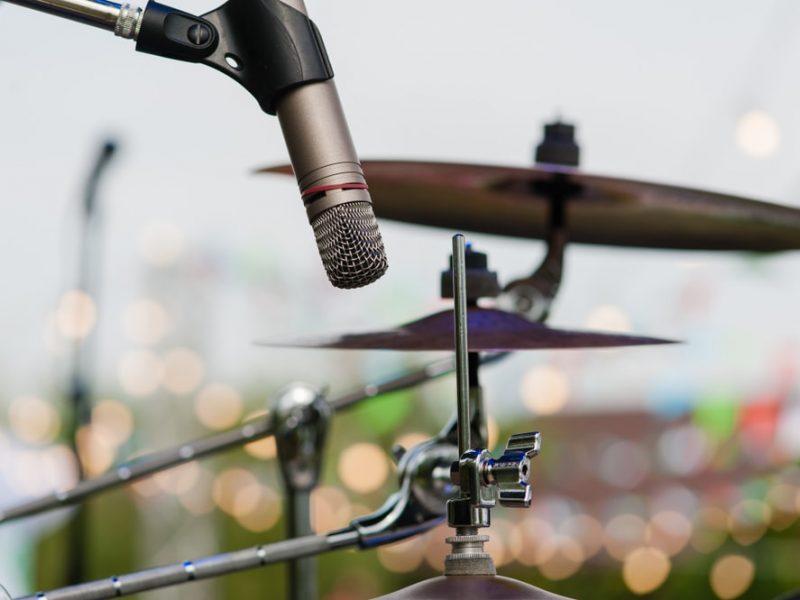 Review of Drum Mic Kits set