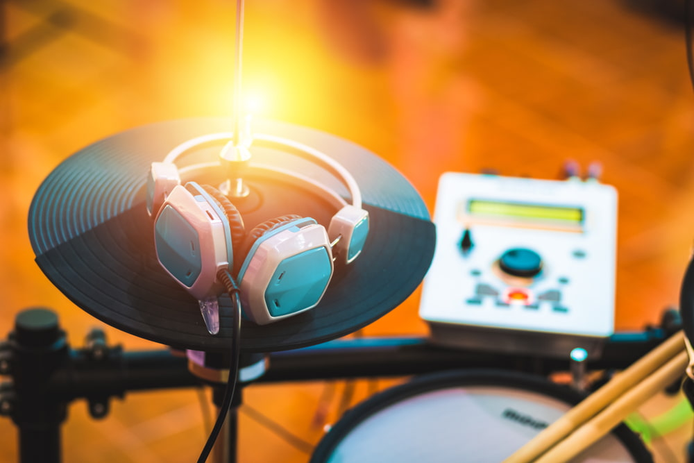 Review of headphones for electronic drums