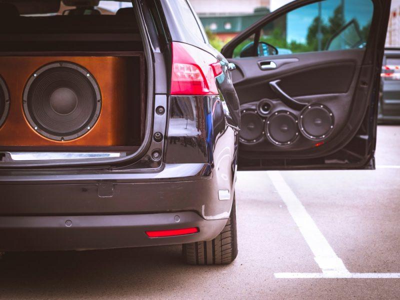 Review of 4x6 car speakers