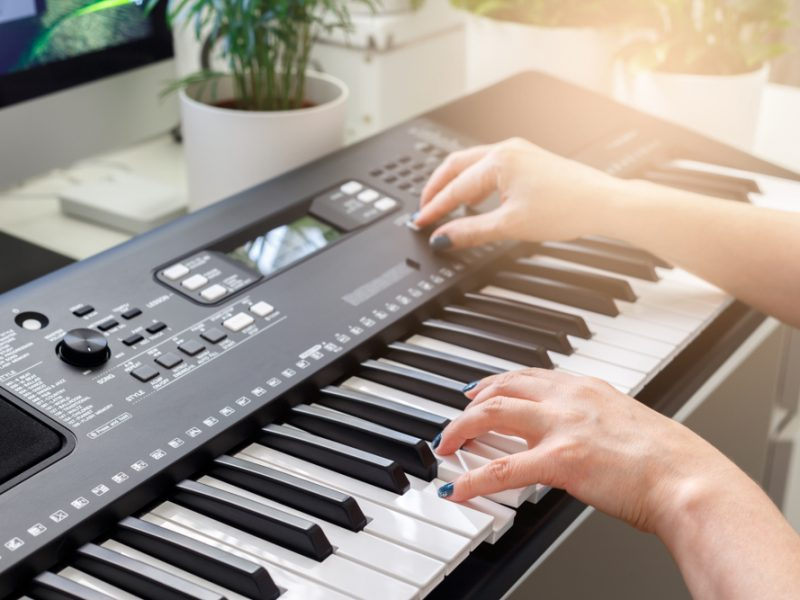 keyboard for making beats review & buying guide