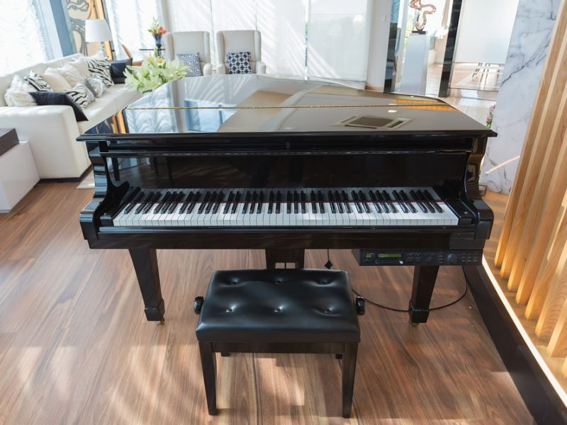 Review of adjustable piano bench